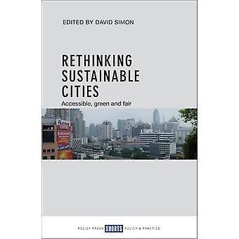 Repenser les villes durables - Accessible - vert et équitable par David S
