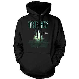 Womens Hoodie - The Fly - Cool Horror Movie