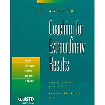 Coaching for Extraordinary Results by Darelyn Mitsch - 9781562863227