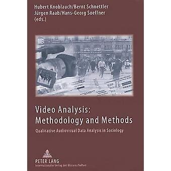 Analyse vidéo - méthodologie et méthodes - des données qualitatives audiovisuelles