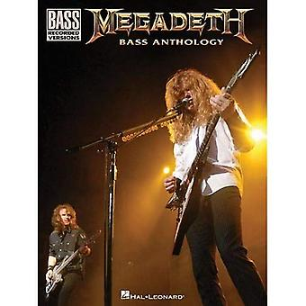 Megadeth Bass Anthology (Bass Recorded Versions)