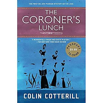 The Coroner's Lunch (Dr. Siri Paiboun Mystery)