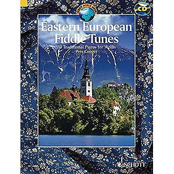 Eastern European Fiddle Tunes: 80 Traditional Pieces for Violin from Poland, Ukraine, Klezmer Tradition, Hungary, Romania and the Balkans (Schott World Music Series)