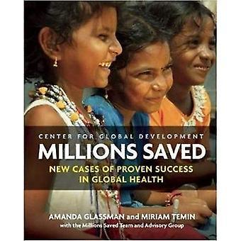 Miljoenen opgeslagen: Nieuwe gevallen van bewezen succes in Global Health