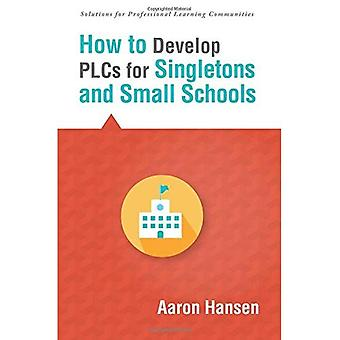 How to Develop Plcs for Singletons and Small Schools (Solutions)