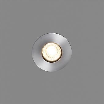 Faro - Einbauleuchten Grund Matt Nickel große LED Outdoor Floor Scheinwerfer FARO70729