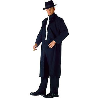 Serious Gangster Adult Costume
