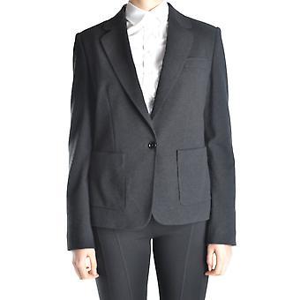 Dolce E Gabbana Ezbc006038 Damen's Schwarz Viskose Blazer