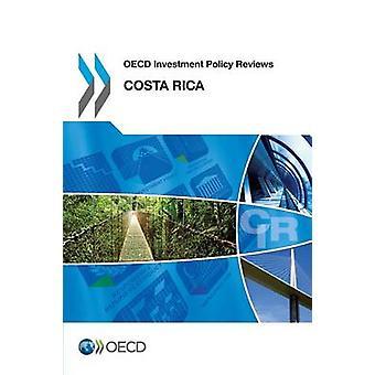 OCDE investimento política comentários Costa Rica 2013 pela OCDE
