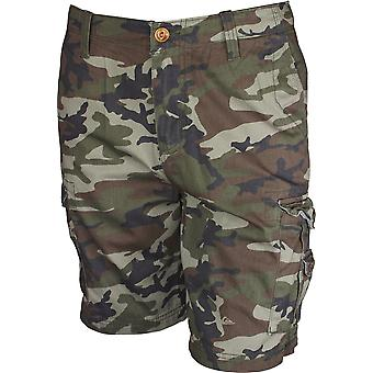 Quiksilver Mens Crucial Battle Cargo Shorts - Camo