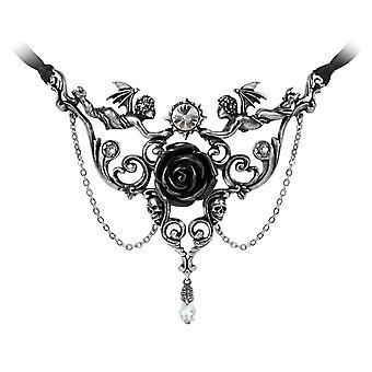 Alchemie Gothic Mesukmus Pewter Pendant