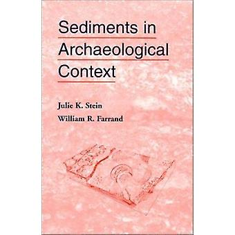 Sediments in Archaeological Context by Julie K Stein - William R Farr