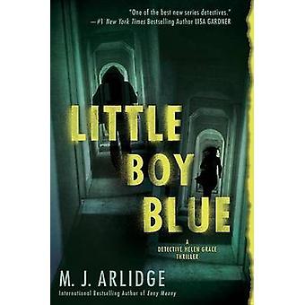 Little Boy Blue by M J Arlidge - 9781101991374 Book