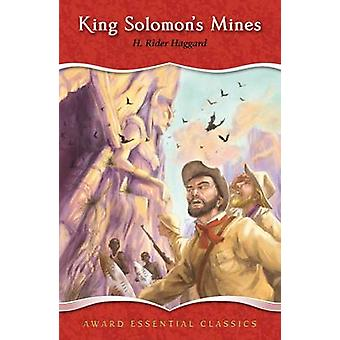 King Solomon's Mines by H. Rider Haggard - 9781841358468 Book
