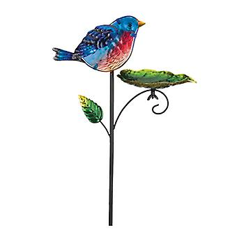 Regal Garden Decor Bird Feeder Stake