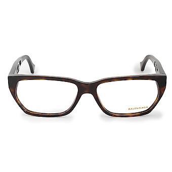 Balenciaga BA 5073 052 57 geometrică ochelari rame