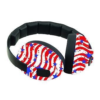 Banz Mini Earmuffs Stars & Stripes
