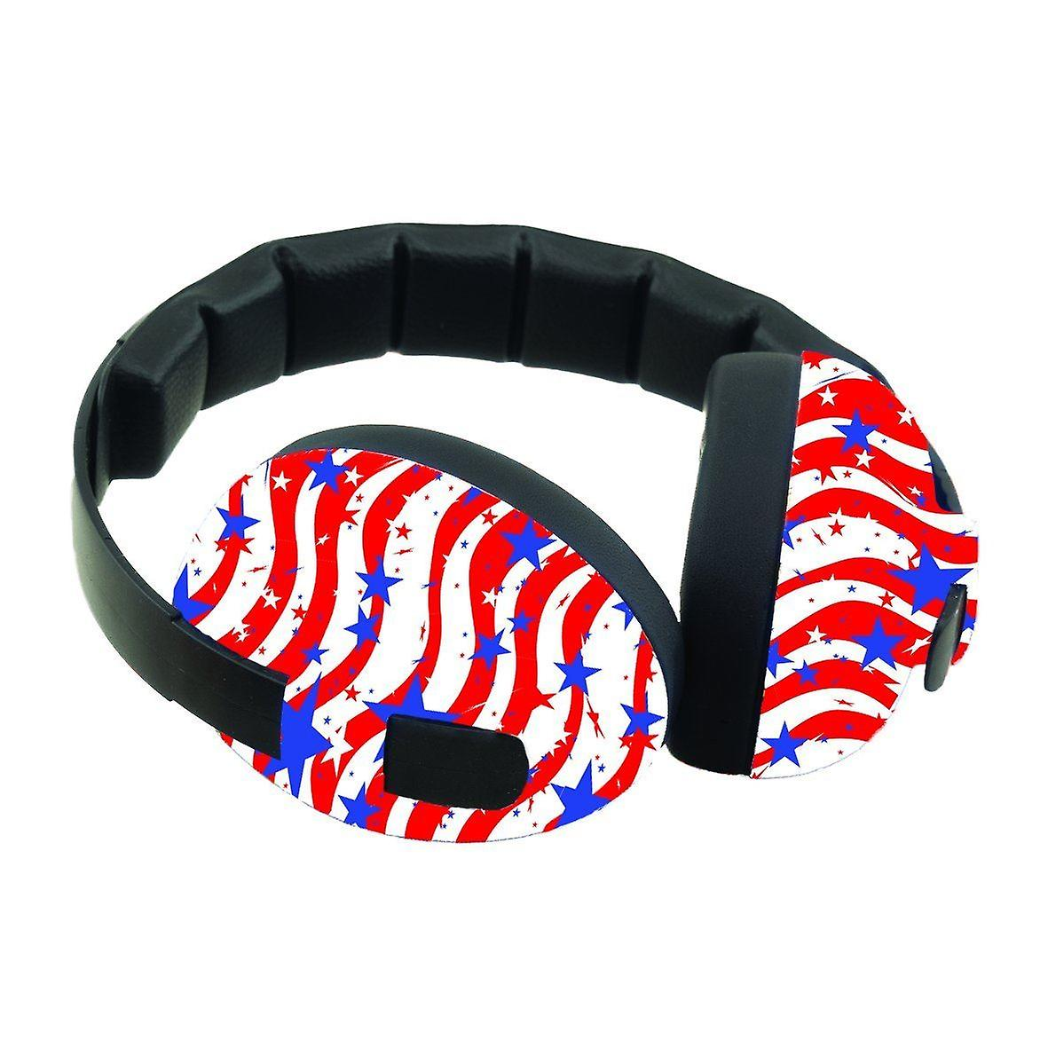Banz Mini Earmuffs Stars & Stripes