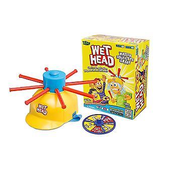 Nassen Kopf Wasser Roulette-Spiel