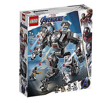 LEGO 76124 Marvel Avengers - Krieg Maschine Buster