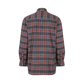 Champion Mens Country Cranbrook Long Sleeve Cotton Shirt Button Down Collar