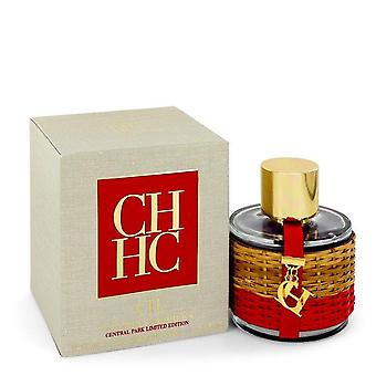 Ch central park edition eau de toilette spray von carolina herrera 545950 100 ml