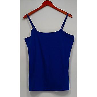 Liz Claiborne New York Women's Top Essentials Camisole Blue A264114