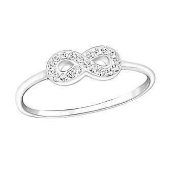 Infinity - argento 925 gioiello anelli - W19427X