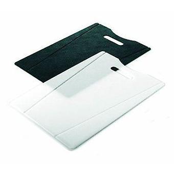 Kuhn Rikon September 2 tables cut white / black