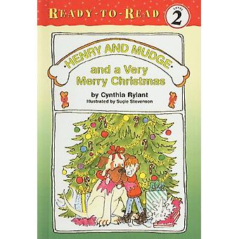 Henry and Mudge and a Very Merry Christmas by Cynthia Rylant - 978075