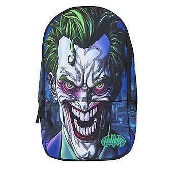 De Joker gegoten laptop rugzak