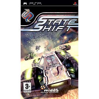 StateShift (PSP)-nieuw