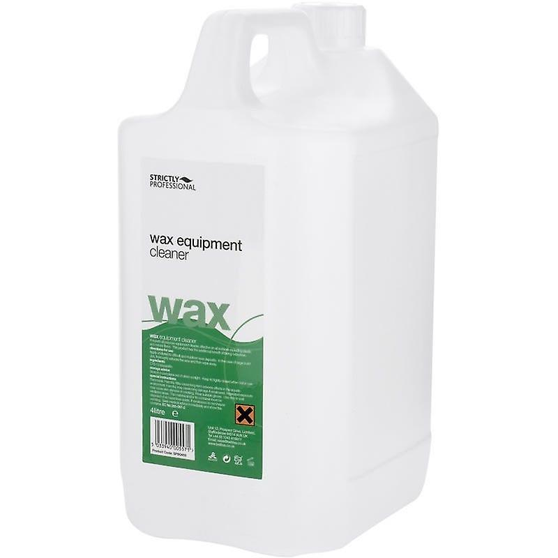 Strictly Professional Wax Equipment Cleaner 4 Litre