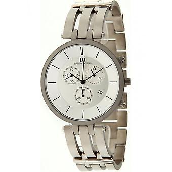 التصميم الدنماركي - ساعة اليد - الرجال - IQ62Q772 TITANIUM SAPPHIRE.