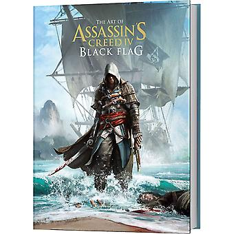Assassin's Black Flag Art ' s Creed 4 kova kansi kirja