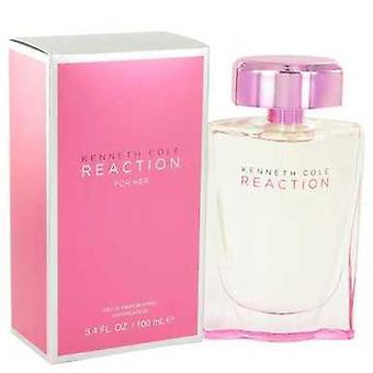 Kenneth Cole Reaction de Kenneth Cole Eau De Parfum Spray 3.4 Oz (femmes) V728-421423