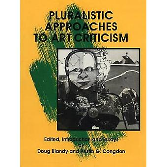 Pluralistic Approaches to Art by Blandy & Congdon - 9780879725433 Book