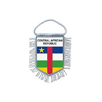Flag Mini Flag Country Car Decoration Central African Republic