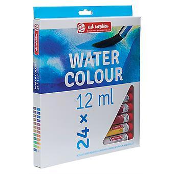 Talens Art Creation Water Colour Set 24 x 12ml