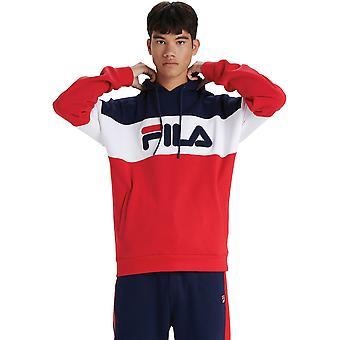 Fila Rayton hoodie azul 10