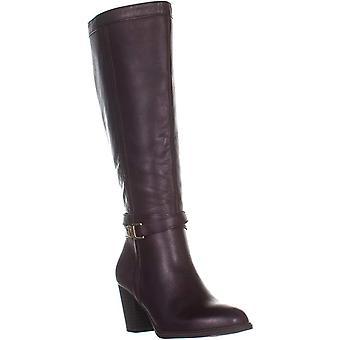 Giani Bernini Womens ROZARIO Leather Almond Toe Mid-Calf Fashion Boots