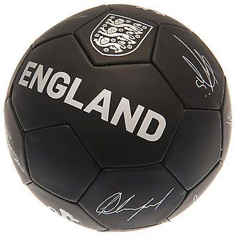 England FA Football Signature