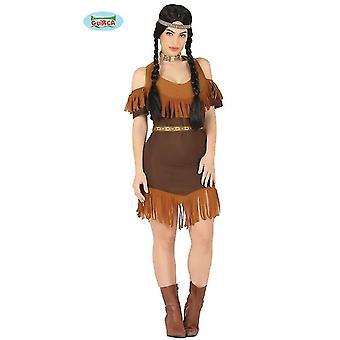 Fantasia de índio Squaw Western Indian mulheres