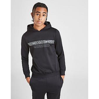 Nieuwe McKenzie jongens ' Bandy overhead hoodie zwart