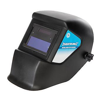 Svejsehjelm automatisk mørkfarvning-DIN 3/11EW