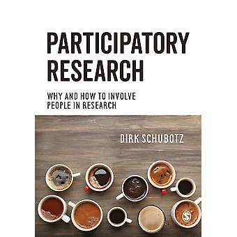 Participatory Research by Dirk Schubotz