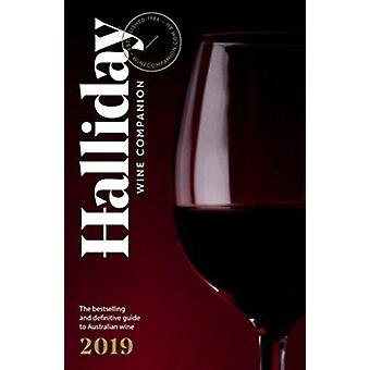 Halliday Wine Companion 2019 de bestseller en definitieve gids voor de Australische wijn door James Halliday