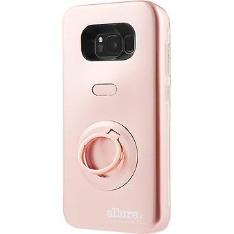 Case-Mate Allure x Selfie Case for Samsung Galaxy S8 - Rose Gold