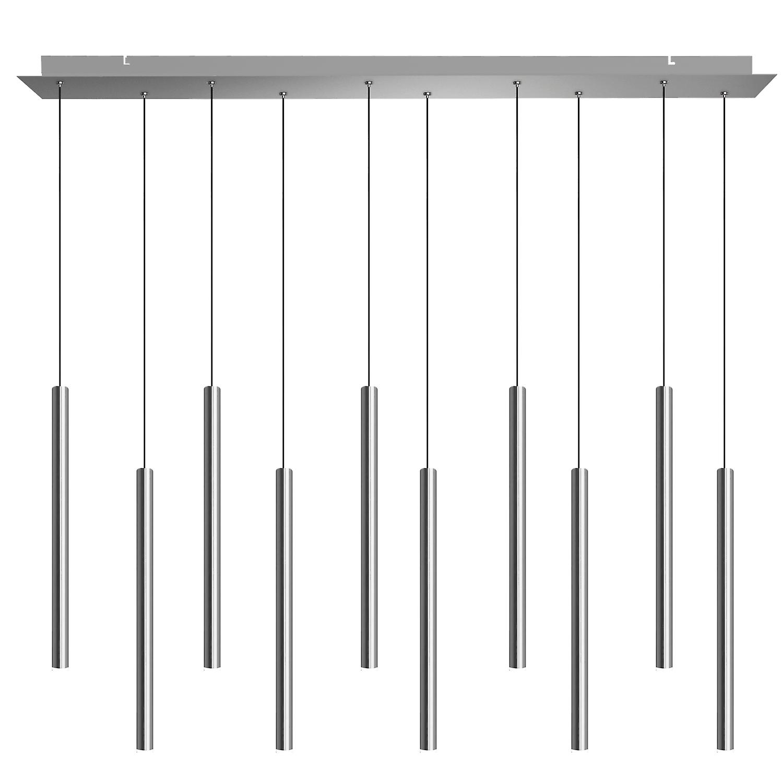Canalis 10 Mini Pendant Lighting Nickel