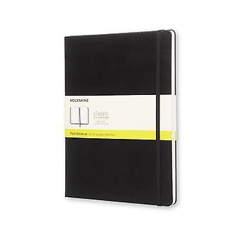 Moleskine Extra Large Plain Notebook Har by Moleskine
